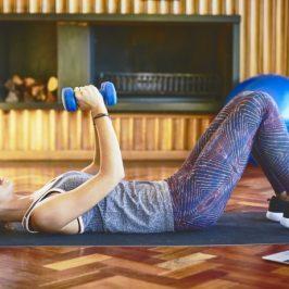 برنامه جامع تمرینی در منزل برای خانمها