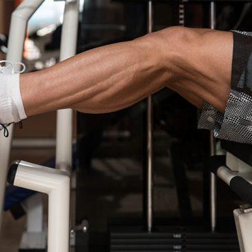 آموزش دو حرکت مختلف برای رشد و تقویت عضلات ساق پا