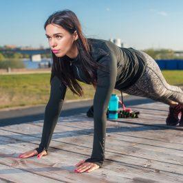 چربی سوزی و عضله سازی با ۴ حرکت ترکیبی ؟!