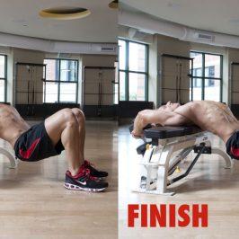 حرکت پُلاور، عضلات زیربغل یا عضلات سینه ؟!
