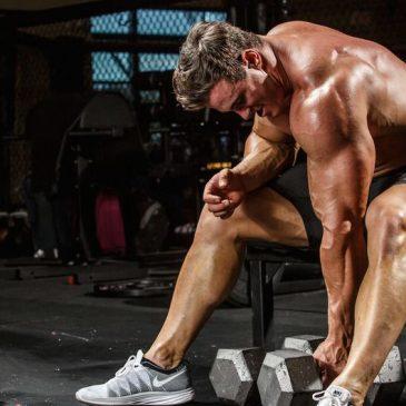 انتخاب وزنه مناسب در تمرینات بدنسازی