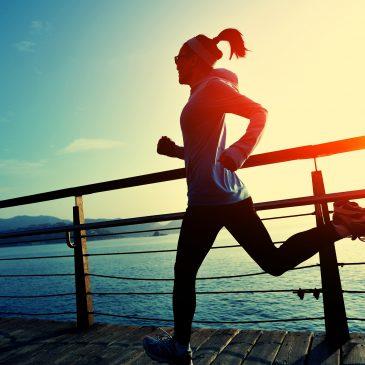 دویدن با سرعت کم یا زیاد؟