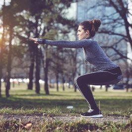 آموزش گرم کردن بدن و انجام حرکات کششی، قبل و بعد از تمرین