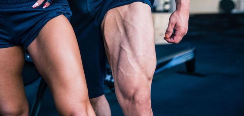 برنامه تمرینی – عضلات ران و ساق پا (استقامتی)